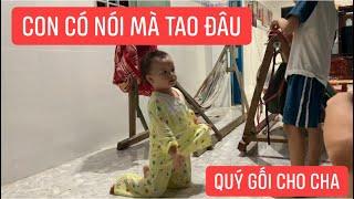 Con gái rượu Khương Dừa cãi cha kịch liệt khi bị anh hai tố nói chuyện MÀY TAO
