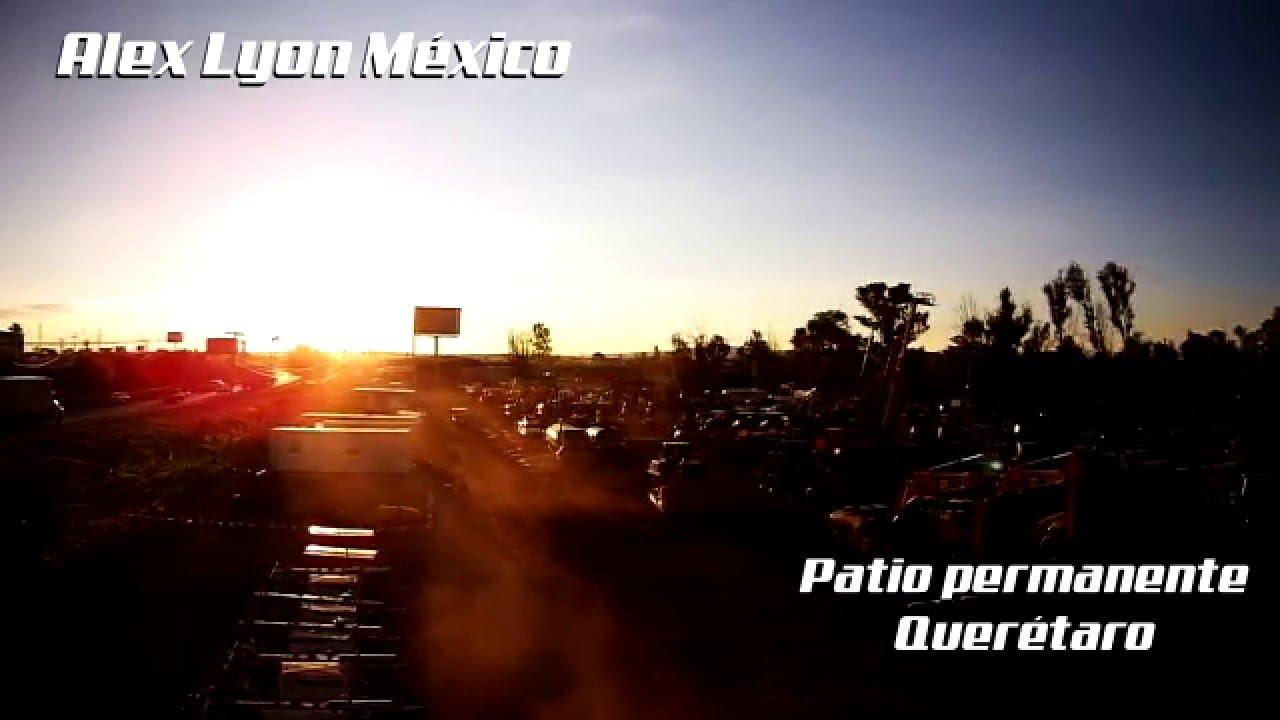 Alex Lyon México (Patio Permanente Querétaro)