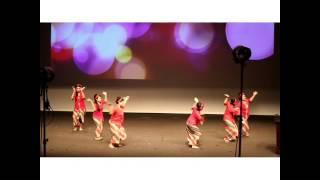 Download Video performance tari goyang karawang in graduated of YMCA MP3 3GP MP4