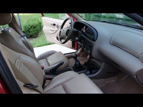 Ford Contour SVT Interior