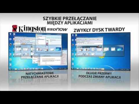 NAPĘD KINGSTON SSDNow W PRAKTYCE (Polski)