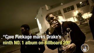 Drake New Album #39Care Package#39 Debuts at NO. 1