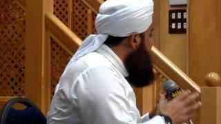 Balaghal ula bikamalihi - Owais Raza Qadri - Laylatul Miraaj, Manchester Victoria Park, 26/05/2014