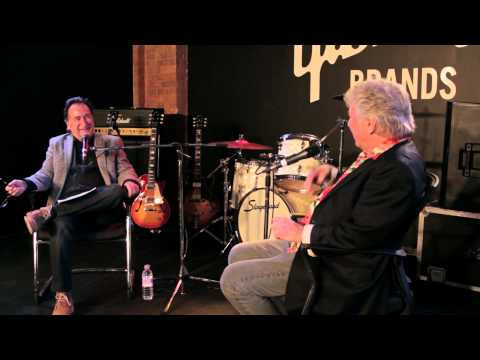 Bad Company - Mick Ralphs interview for TeamRock Radio - part 1