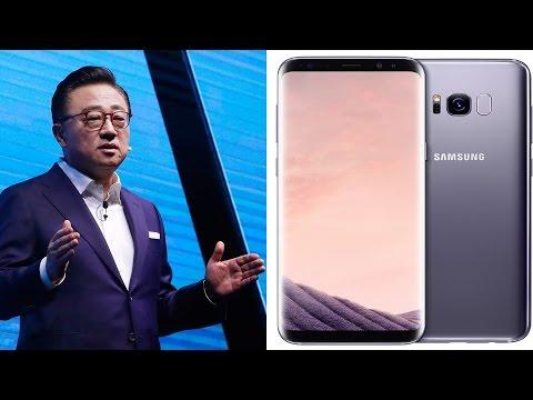 [풀영상] Samsung Galaxy S8 Mediaday in Seoul (삼성 갤럭시S8 미디어데이)