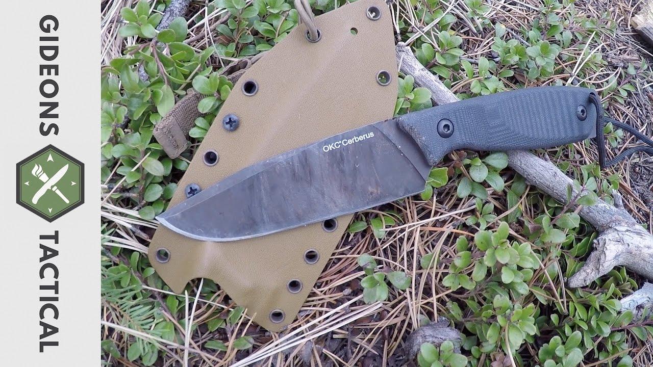 OKC Cerberus: My Kind of Knife