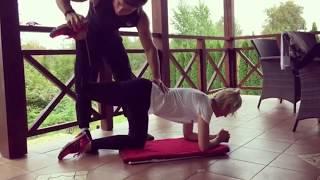 Как похудела Полина Гагарина?