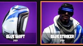Fortnite: Blue Striker/Blue Raser FREE SKIN (Test)