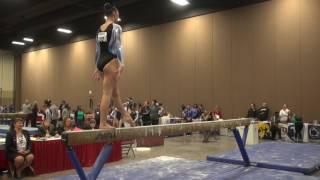 Samantha Medel  Legacy Elite | L10 JRC Beam 2016 JO Nationals