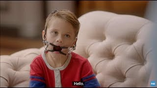 """A sickening new """"comedy"""" show on FOX features a 6-year-old boy wear..."""