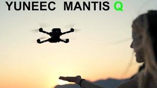 YUNEEC MANTIS Q MIGLIORE DI DJI SPARK/MAVIC AIR???