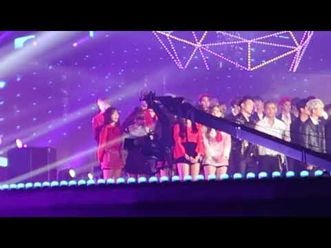 [FANCAM] 181225 트와이스 (TWICE) Intro SBS Gayo Daejun LIVE