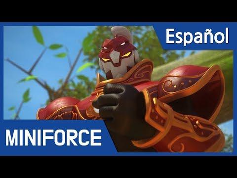 (Español Latino) MINIFORCE Capítulo 19 - EL MAESTRO DE KUNG FU, CHO 1