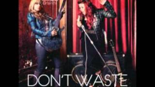 Allison Iraheta ft. Orianthi-Don't Waste The Pretty
