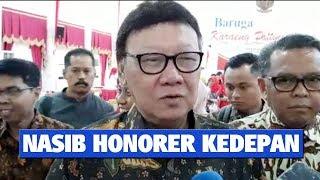 Nasib Tenaga Honorer Kata Menpan Rb Tjahjo Kumolo