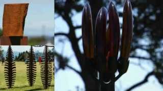 NZ Sculpture on the Shore 2012 Thumbnail