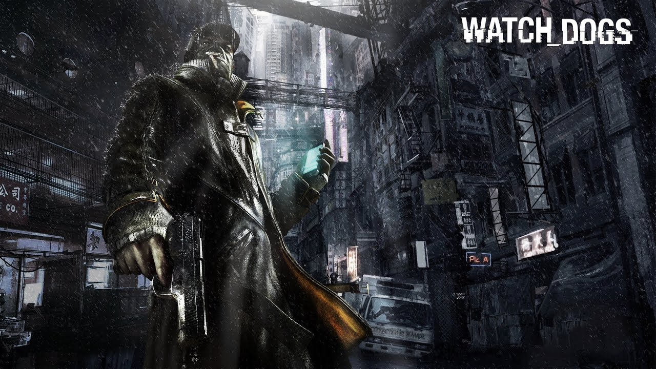 Let S Play Watch Dogs