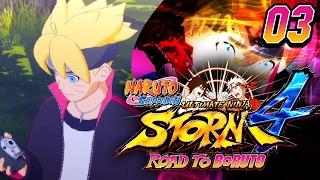 BORUTO CHEATS!! • Naruto Shippuden Ultimate Ninja Storm 4 ROAD TO BORUTO Gameplay Playthrough • #03