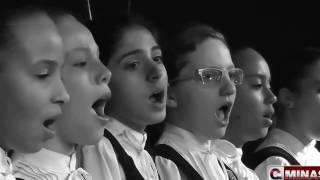 Meninas Cantoras de Petrópolis em Guaxupé, MG