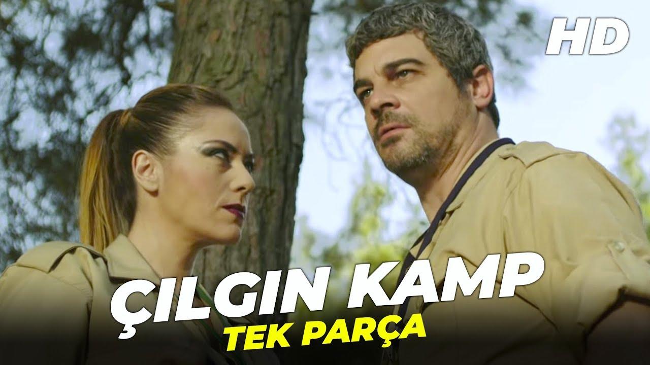 Çılgın Kamp | Türk Komedi Filmi Tek Parça (HD)