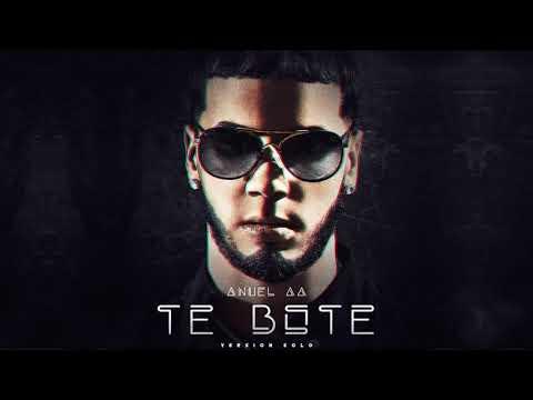 Anuel AA - Te Bote (Audio Oficial)