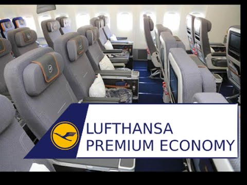 [Trip report] Lufthansa Premium Economy Class | A380 | PVG-FRA-HAJ