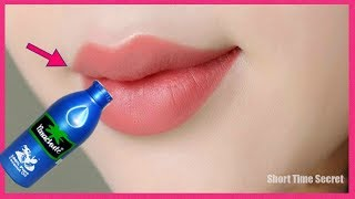 5 Get Baby Soft Pink Lips Naturally