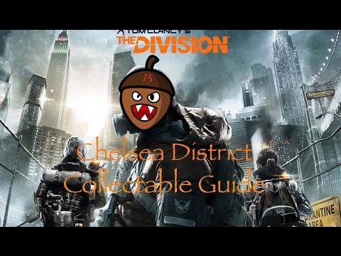 Chelsea District Collectables Guide