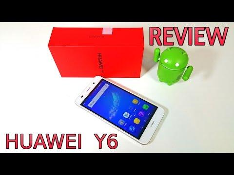 Instruction Manual Huawei Y6 Kostenlos Herunterladen
