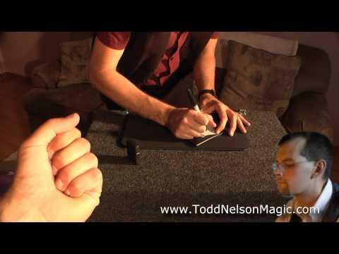 Todd Nelson - Close-Up Magic