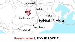 Uudet Lujakoti asunnot | Puolarmetsä ja Espoon keskuspuisto