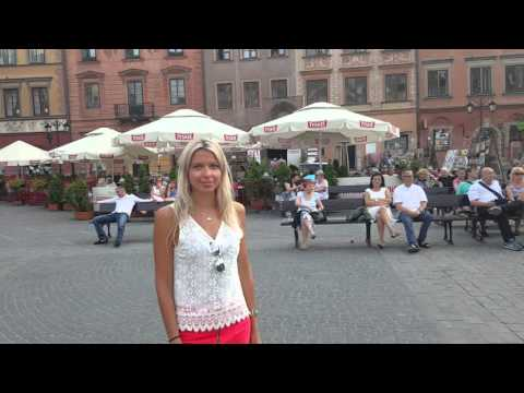 Warsaw Market Square August 2015