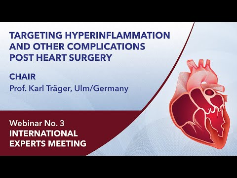 International Experts Meeting | Cardiac Surgery | Full Version | Webinar 3