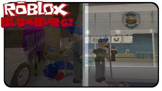 NEW JANITOR JOB! ♻️ - Roblox Bloxburg | Roleplay |
