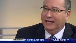 La Entrevista El Noticiero Televen - Primera Emisión - Jueves 26-05-2016