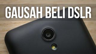 Suka fotografi sekarang udah gaperlu repot bawa kamera besar, cukup punya 1 smartphone dengan kamera.