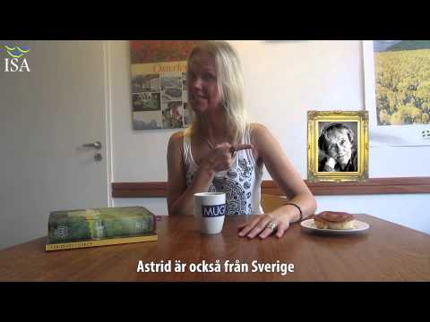 Learn Swedish in Swedish - Svenska på svenska - Swedish free lesson
