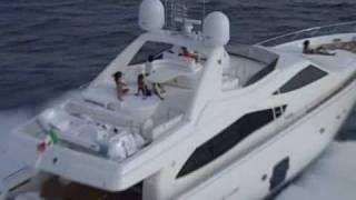 Ferretti 830(Яхта Ferretti 830. Находится в Италии. Наработано 140 моточасов. Наша цена 2 550 000 евро. Подробнее в разделе брокераж..., 2010-04-29T15:38:27.000Z)