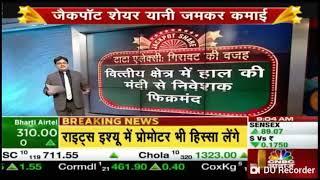 Jackpot Share 'Tata Elxsi' on 07 Mar 19