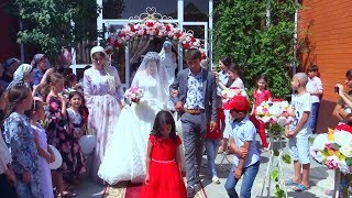 Шикарная Свадьба Шамиля и Ирсаны. (Чечня) г.Гудермес 18.07.2018. Студия Шархан