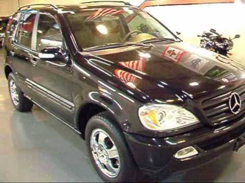 2004 mercedes benz ml350 edirect motors youtube. Black Bedroom Furniture Sets. Home Design Ideas