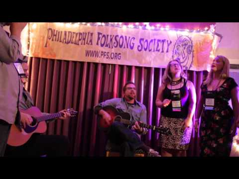 No Good Sister & Friends at NERFA with the Philadelphia Folksong Society