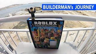 Builderman jouet ROBLOX: BuilderMAN's Journey