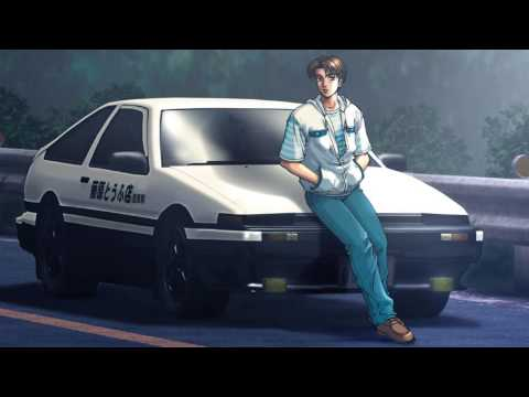 Initial D - No One Sleep In Tokyo