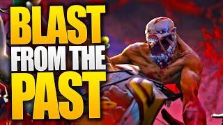 Blast from the Past - Arteezy Rampage EG vs Vici TI9 Dota 2