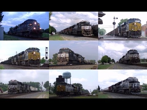 An Amazing Weekend of Trains in Northwest Ohio!
