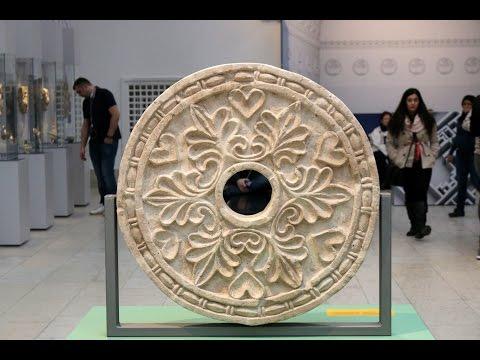 Persian Sources of Islamic Art: Ctesiphon Exhibition in Berlin | نمایشگاه تیسفون در برلین