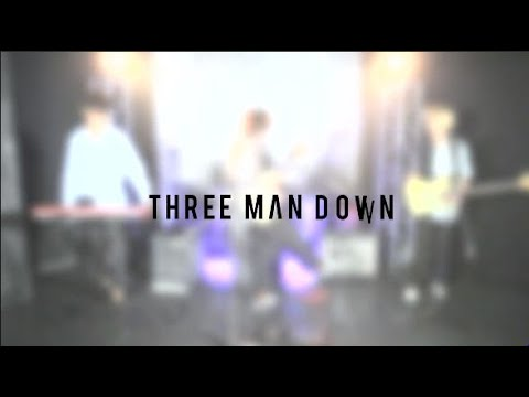 Three Man Down - Artist of the Month (November 2018)