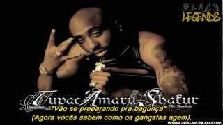 vuclip 2Pac - Ambitionz Az A Ridah (Legendado)