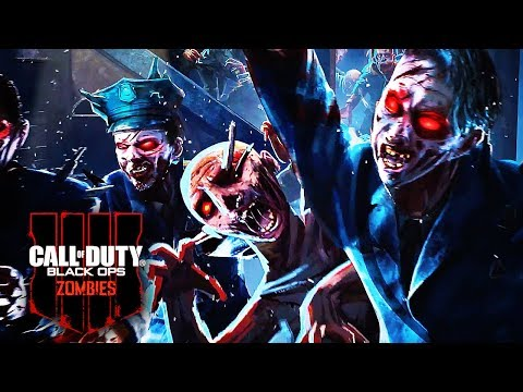 """Call of Duty: Black Ops 4 Zombies – Official Cinematic Trailer 